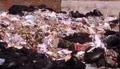 कचरे के ढेर पर Jaipur शहर, आज से काम पर लौटे सफाई कर्मचारी