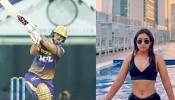 IPL 2021 nitish rana wife saachi marwah photos instagram ipl tournament