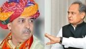 भाजपा नेता अरुण चतुर्वेदी का बड़ा हमला, कहा- मंत्रिमंडल पुनर्गठन को टाल रहे हैं CM Gehlot