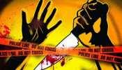 चाकू से गोदकर मजदूर की निर्मम हत्या, आरोपी फरार