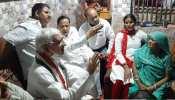 क्योंकि मौसम चुनावी है: वकीलों के साथ अरुण वाल्मीकि के घर पहुंचे खुर्शीद, कहा- कांग्रेस लड़ेगी कानूनी लड़ाई