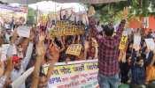 21 सूत्री मांगों को लेकर बेरोजगारों का महापड़ाव जारी, इस बार आरपार की लड़ाई की शुरुआत