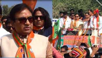 VIDEO: बीजेपी के प्रचार में उतरे 'जेठालाल', राहुल गांधी को बताया खुद से बड़ा 'कॉमेडियन'