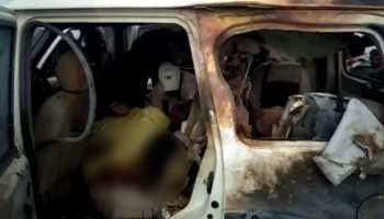 बिहार : जमुई में स्कार्पियो पर बम से हमला, दो लोगों की मौत