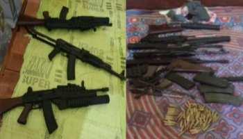 बिहारः पूर्णिया में म्यांमार आर्मी का हथियार तस्करों से बरामद, तीन लोग गिरफ्तार