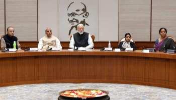 श्रद्धांजलि के बाद शहीदों के पार्थिव शव गृहराज्य रवाना, सरकार ने आज बुलाई सर्वदलीय बैठक