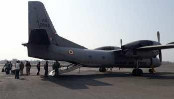 एयरफोर्स के विमान में आई खराबी, कई घंटे तक पटना एयरपोर्ट पर फंसे रहे शहीदों के शव