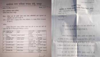जयपुर: पानी की काला बाजारी की खुली पोल, 122 टैंकर के फर्जी बिल आए सामने