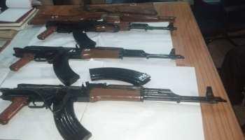 बिहारः अपराधी और एसटीएफ पुलिस के बीच मुठभेड़ में 3 अपराधी ढेर, 2 एके-47 बरामद