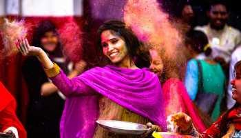 Holi 2019: 'केमिकल' वाले रंगों की बजाय इन प्राकृतिक रंगों से खेलें होली, जानें बनाने का तरीका
