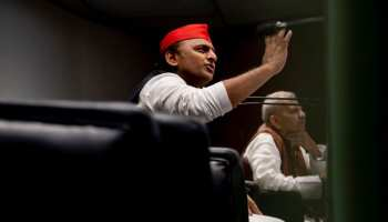 BJP नेता ने मायावती पर की अभद्र टिप्पणी, तो अखिलेश यादव ने दिया करारा जवाब
