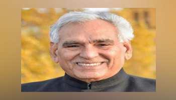 राजस्थान: केंद्रीय मंत्री सीआर चौधरी ने किया दावा, मिशन 25 होगा पूरा