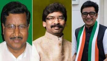 झारखंड: धमाकेदार जीत के लिए महागठबंधन ने बनाई रणनीति, एनडीए ने साधा निशाना