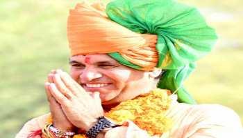 जैसलमेर से BJP उम्मीदवार कैलाश चौधरी ने दिया विवादित बयान, कहा- 'कांग्रेस की जीत पर पाकिस्तान में फूटेंगे पटाखे'