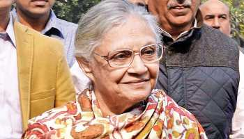 दिल्ली की 7 सीटों पर कांग्रेस आज घोषित कर सकती है प्रत्याशी, शीला दीक्षित का दावा
