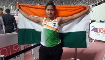 एशियाई एथलेटिक्स: अनु रानी और पारुल ने खोला भारत के मेडल्स का खाता