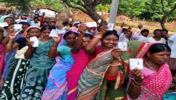 झारखंडः तीसरे चरण के चुनाव में 4 सीटों पर 64.46 मतदान, जमशेदपुर में सबसे अधिक वोटिंग