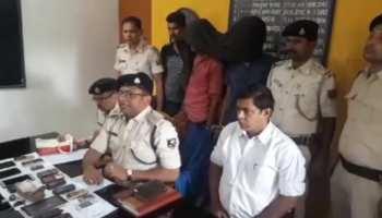 बेगूसरायः लूट की वारदात को अंजाम देने वाले दो कुख्यात गिरफ्तार
