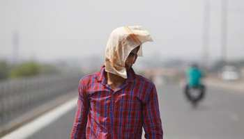 मध्य प्रदेश में मौसम बदल रहा मिजाज, कहीं बदली तो कहीं धूप के असर