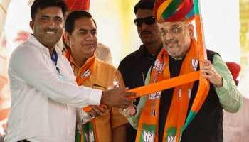 #ZeeMahaExitPoll: रिपब्लिक-सी वोटर (Republic-CVoter) राजस्थान में बीजेपी को 22 सीटें