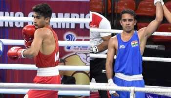 India Open Boxing: शिवा थापा, सचिन सिवाच, अमित पंघल फाइनल में, सोलंकी हुए बाहर