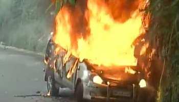 इंदौरः नहीं मिले रसोई के पैसे तो शिकायत लेकर थाने पहुंचा हलवाई, पुलिस ने नहीं सुनी तो गाड़ियों में लगा दी आग
