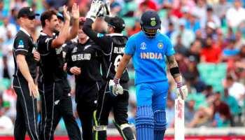ICC World Cup Warm-up Matches: टीम इंडिया के सितारे फ्लॉप, न्यूजीलैंड ने दी करारी शिकस्त
