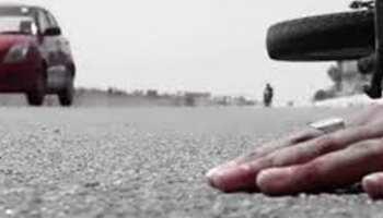 दुर्ग में अज्ञात वाहन ने बाइक सवारों को मारी टक्कर, हादसे में 4 युवकों की मौत