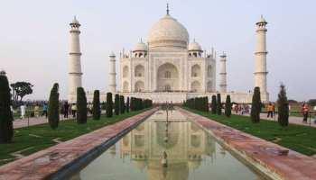 ताजमहल का दीदार हुआ महंगा, जारी किया गया नया टोकन सिस्टम