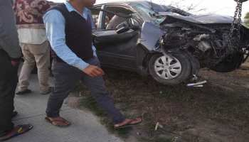 इंडोनेशिया में भीषण सड़क हादसा, 12 लोगों की मौत, दर्जन घायल