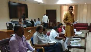 राजस्थान: BJP विधायक दल की हुई बैठक, कांग्रेस को घेरने को बनी रणनीति