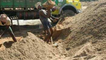 मध्य प्रदेशः बड़वानी में बड़ा हादसा, अवैध रेत खदान धंसने से 5 मजदूरों की मौत