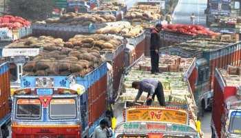नेपाल ने भारत की सब्जी लेने से किया इनकार, बॉर्डर पर फंसे सैकड़ों ट्रक