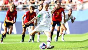 FIFA Women's World Cup: अमेरिका और स्वीडन क्वार्टर फाइनल में पहुंचे, स्पेन और कनाडा हारे