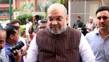 अमित शाह आज से दो दिवसीय कश्मीर दौरे पर, आंतरिक सुरक्षा पर करेंगे चर्चा