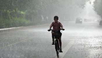मध्य प्रदेश के कई जिलों में भारी बारिश, मौसम विभाग ने जारी किया अलर्ट