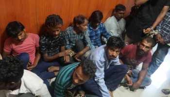 गौतमबुद्धनगर पुलिस ने 20 लोगों को किया गिरफ्तार, भारी मात्रा में नशीला पदार्थ बरामद