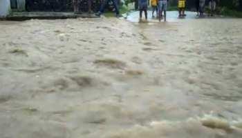हल्द्वानीः लगातार बारिश से परेशान हुए किसान, मंडी तक नहीं पहुंचा पा रहे सब्जी और फल