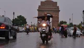 दिल्ली एनसीआर में आज उमस भरी सुबह, इन इलाकों में देर शाम होगी बारिश