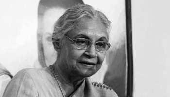 शीला दीक्षित, जिन्होंने 'दिल्ली बनाई नई': विरोधी भी मुरीद, किसी ने मां जैसा बताया तो किसी ने आदर्श