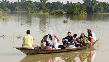 बिहार-असम में बाढ़ के कहर से 150 ने गंवाई जान, दूसरे राज्यों में भी हालात खराब