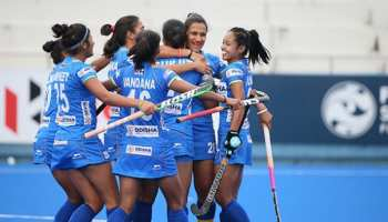 Hockey: भारतीय महिलाओं ने किया धमाल, ओलंपिक टेस्ट इवेंट में ऑस्ट्रेलिया से खेला ड्रॉ
