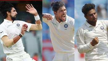 वेस्टइंडीज ए के खिलाफ छाए ईशांत, उमेश और कुलदीप, टीम इंडिया की स्थिति हुई मजबूत