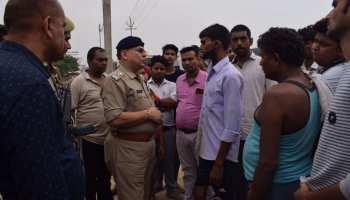 गाजियाबाद : सीवर सफाई के दौरान 5 की मौत, 4 अधिकारी निलंबित