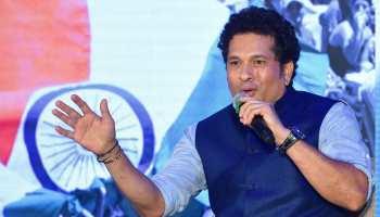 VIDEO: सचिन तेंदुलकर मुंबई मैराथन में बोले, खेल के मामले में ऐसे बढ़ रहा है भारत