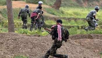 गढ़चिरौलीः सुरक्षाबल को मिली बड़ी कामयाबी, एनकाउंटर में दो नक्सली किए ढेर, सर्च ऑपरेशन जारी