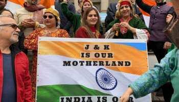 ऑस्ट्रेलिया: जम्मू-कश्मीर से अनुच्छेद 370 हटाने का समर्थन, भारतीय मूल के लोगों ने निकाली रैली