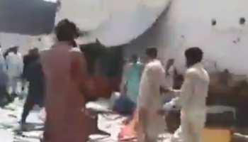 पाकिस्तान के सिंध में हिंदू शिक्षक पर हमला, मंदिर और स्कूल में तोड़फोड़
