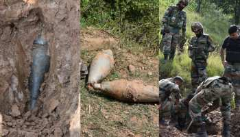 VIDEO: बालाकोट सेक्टर में मिले 9 जिंदा मोर्टार, भारतीय सेना ने किए डिफ्यूज