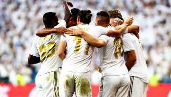 La Liga: रियल मैड्रिड की सीजन में पहली हार, बार्सिलोना छठा मैच जीतकर टॉप पर पहुंचा